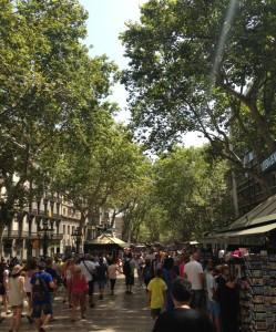 due giorni a Barcellona