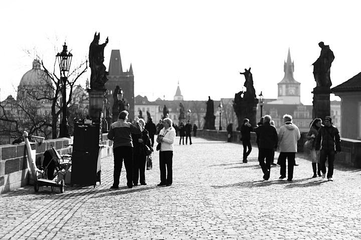 Perché nessuno va più a Praga?