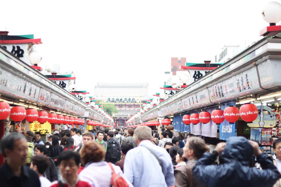 10 cose da fare a Tokyo