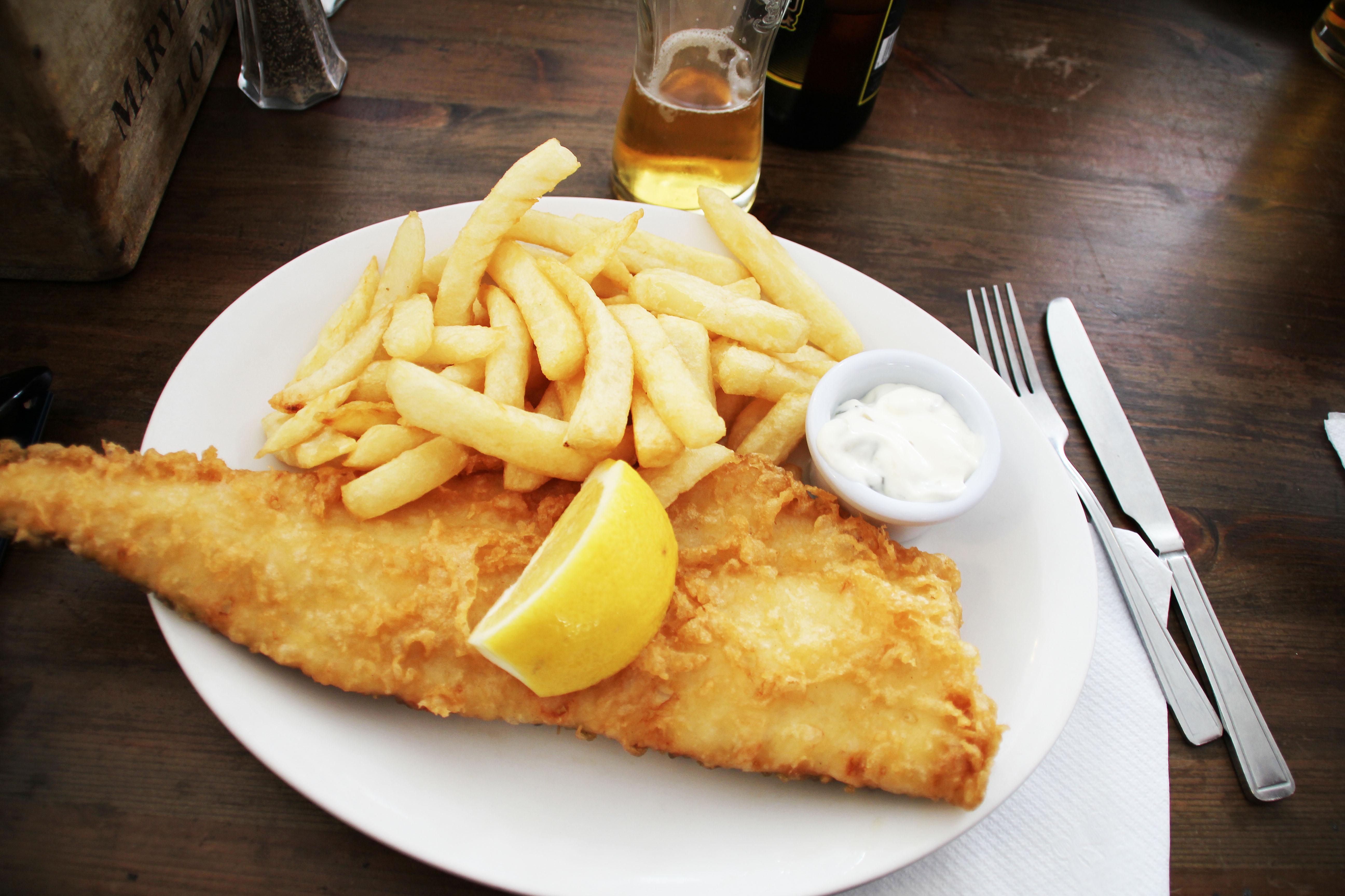 Fish and chips a Londra: ecco quale scegliere 4