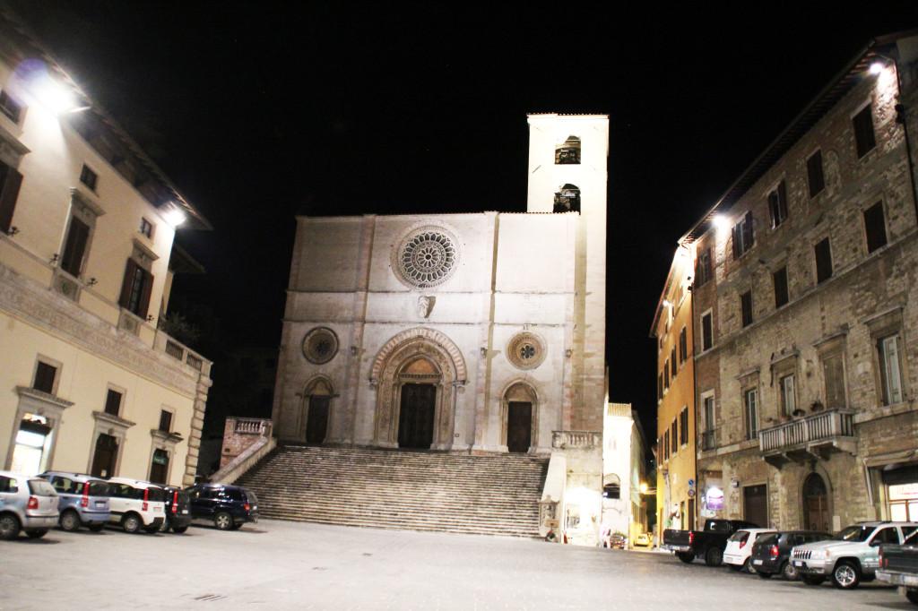 Cattedrale della Santissima Annunziata - Todi