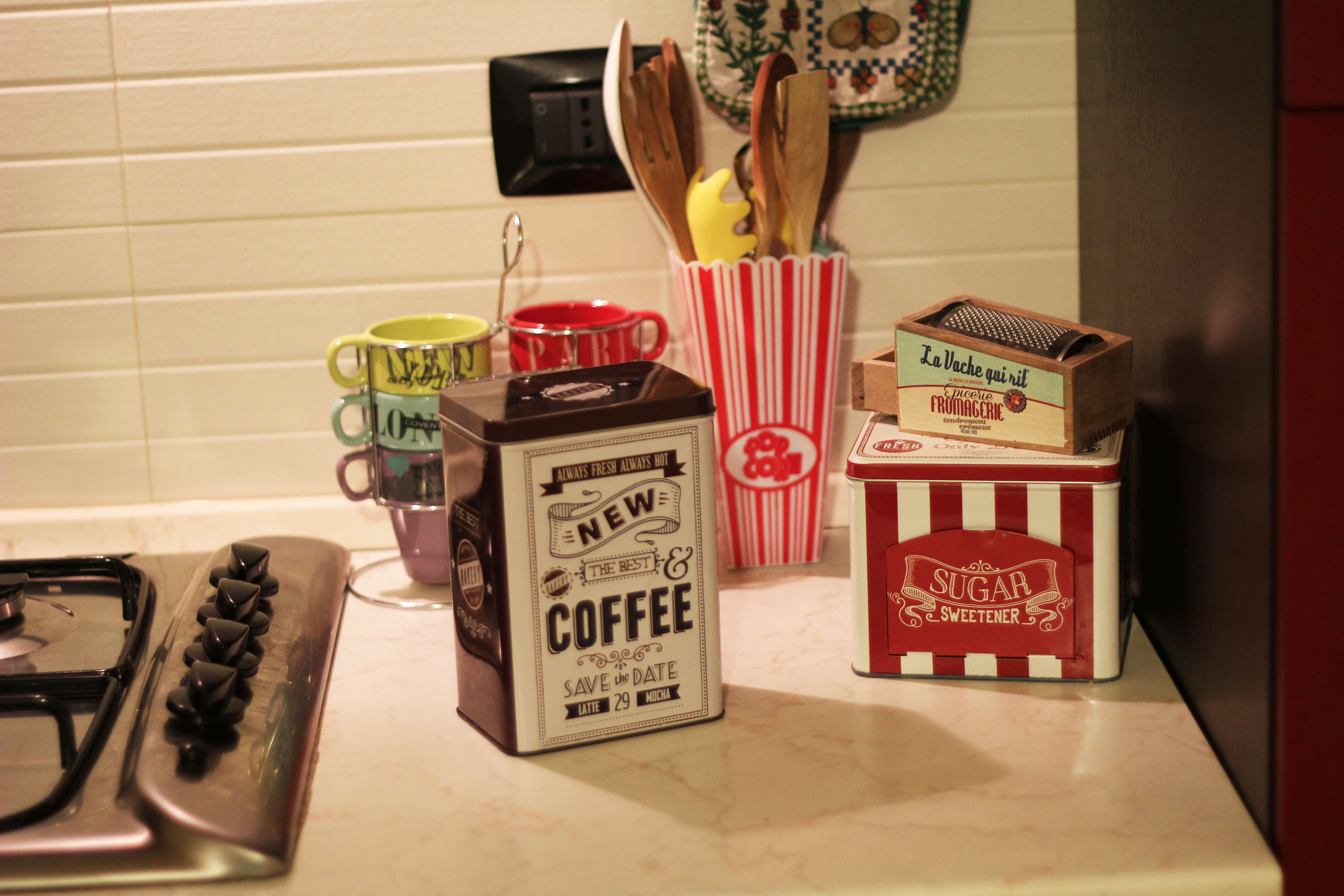 Arredamento a tema: il viaggio Vi va un caffè a casa mia?