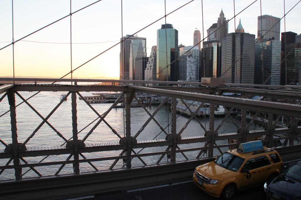 cinque giorni a new york