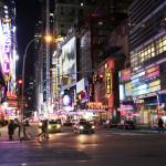 Cinque giorni a New York sono mille battiti al minuto