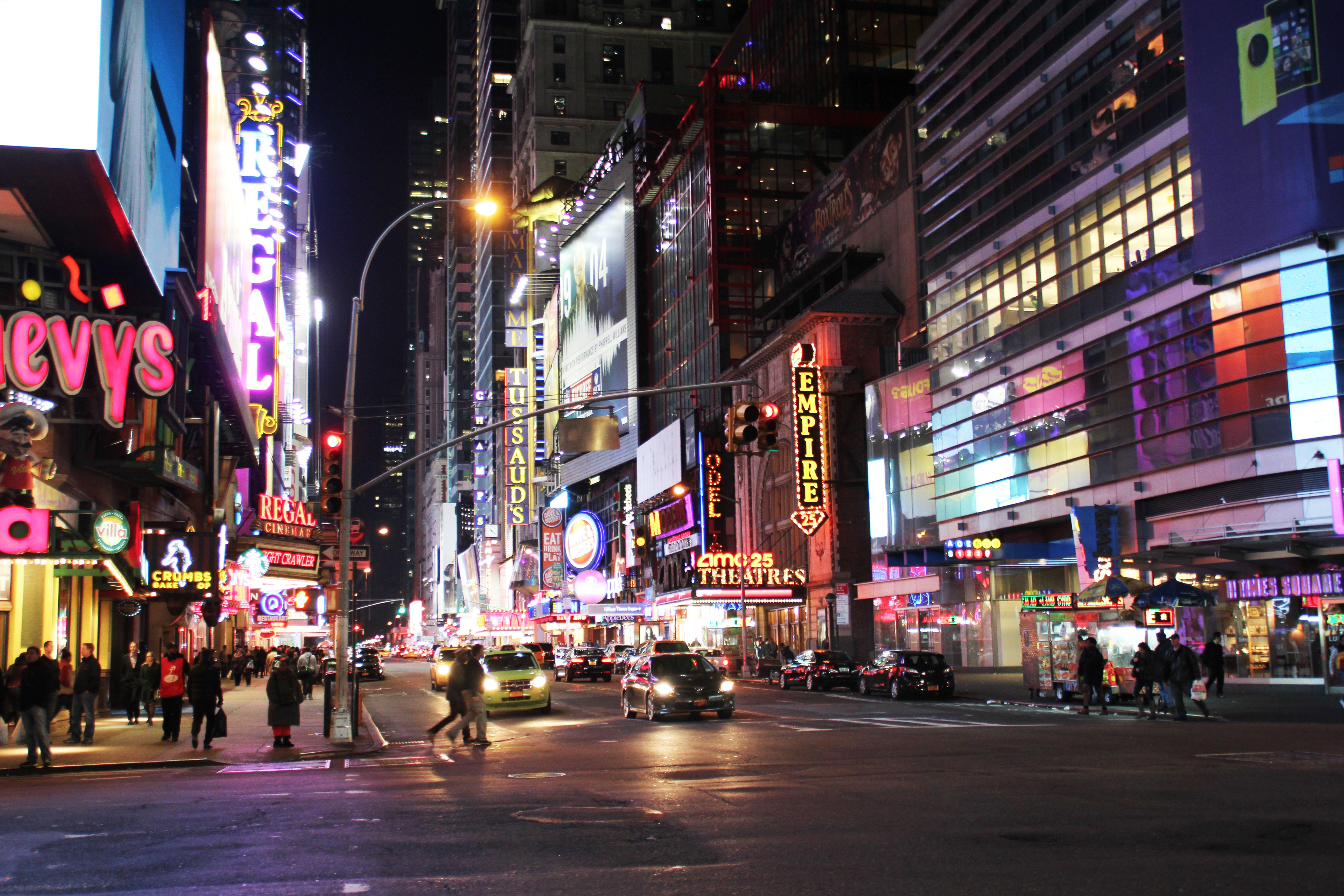 Cinque giorni a New York sono mille battiti al minuto 16