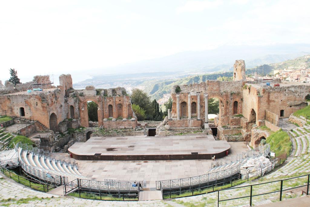 Teatro Greco Antico