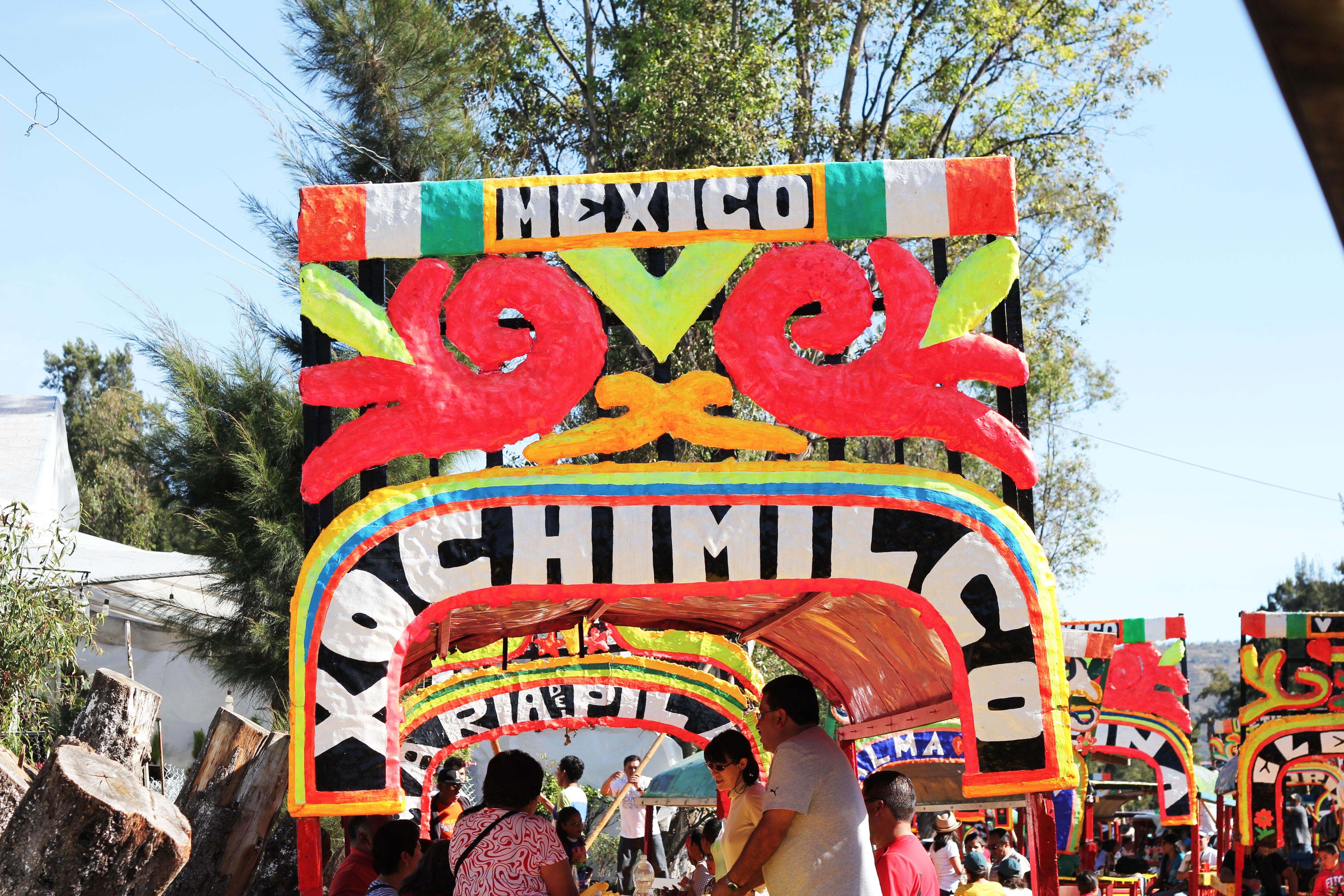 Cosa visitare a Città del Messico: Xochimilco
