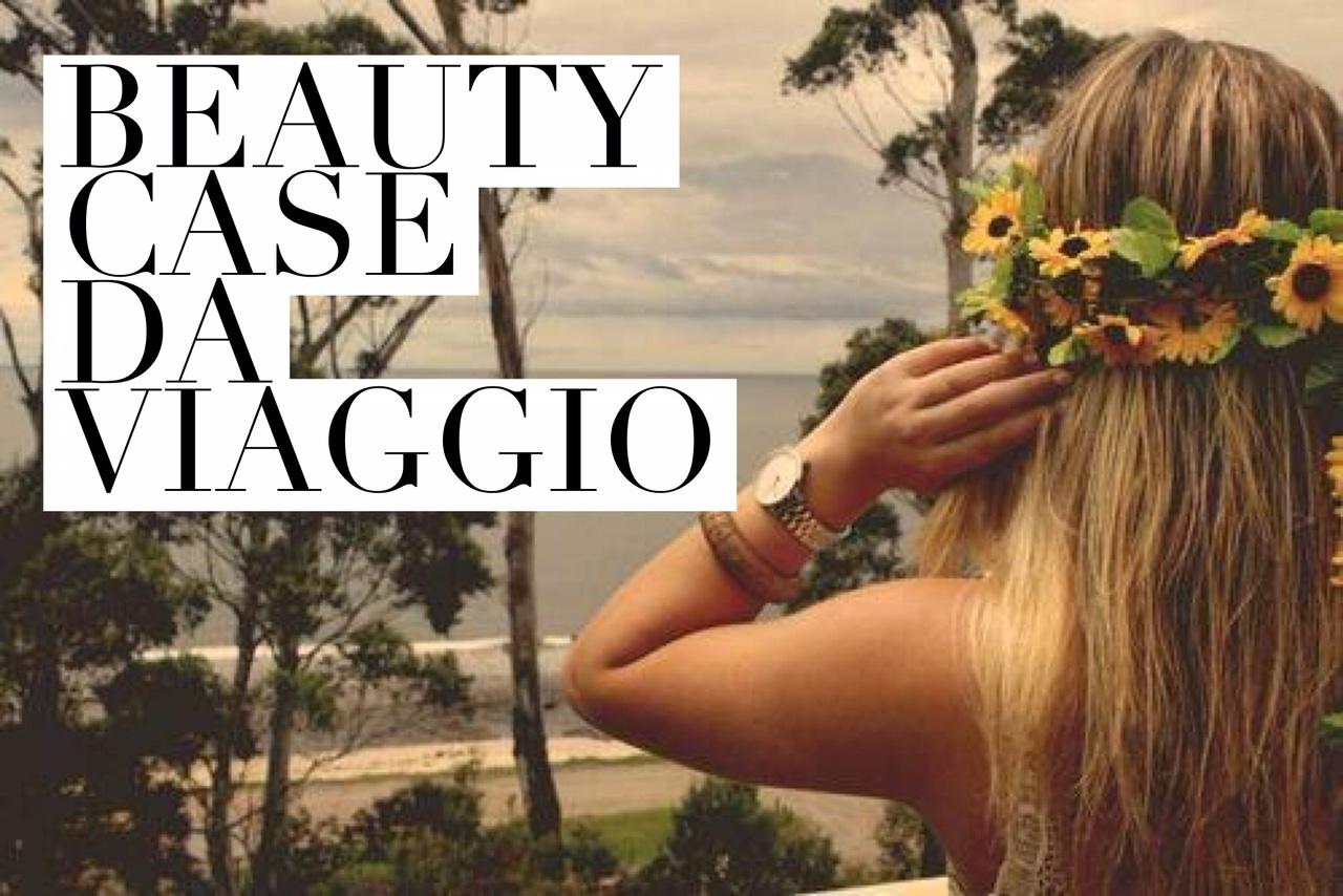Il beauty case da viaggio: i miei trucchetti 7