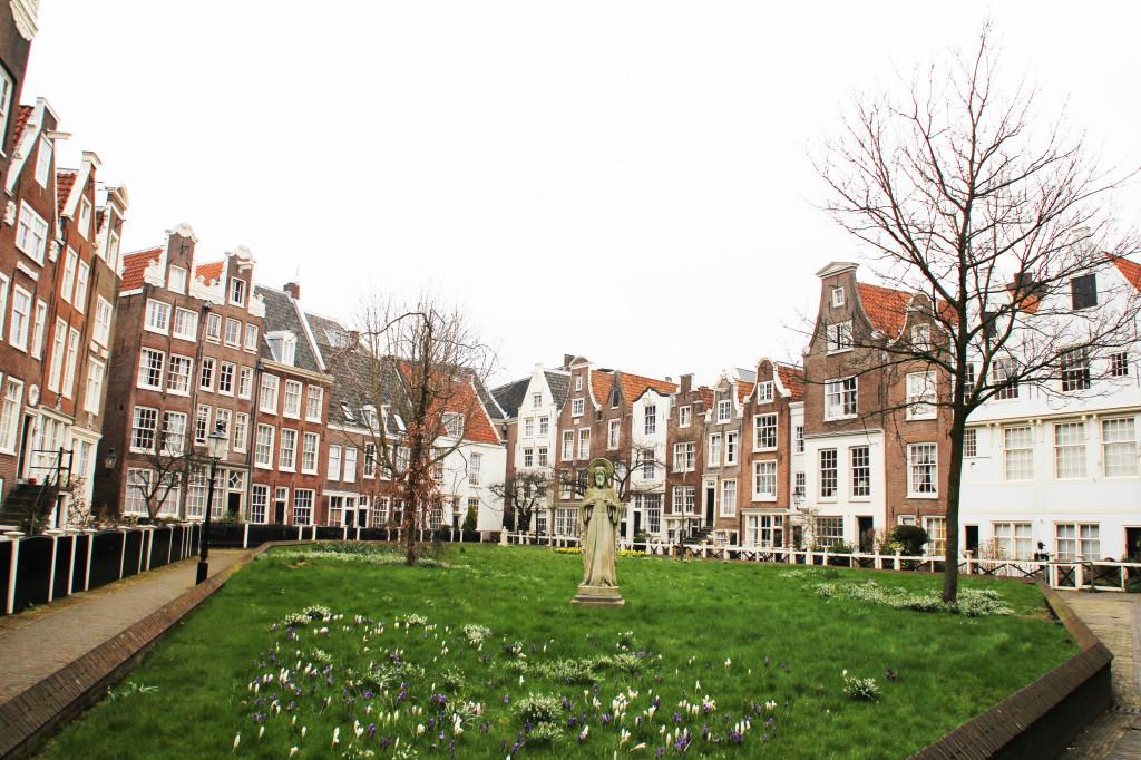 sei giorni in Olanda