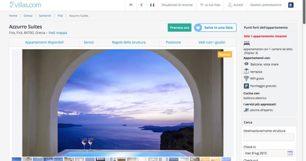 sito per prenotare case per le vacanze