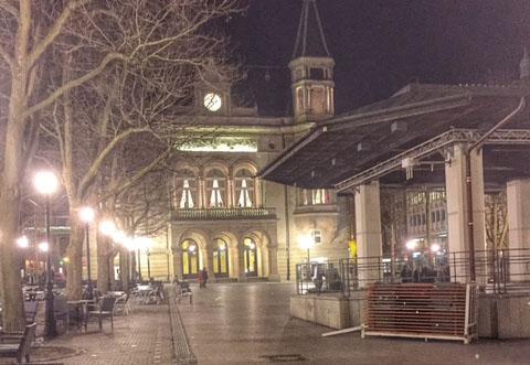 Visitare il Lussemburgo: una notte e basta