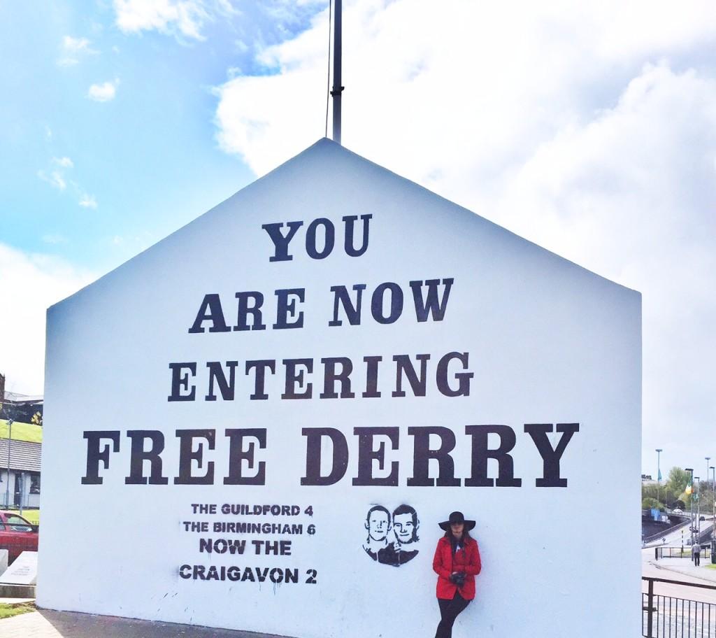 visitare Derry