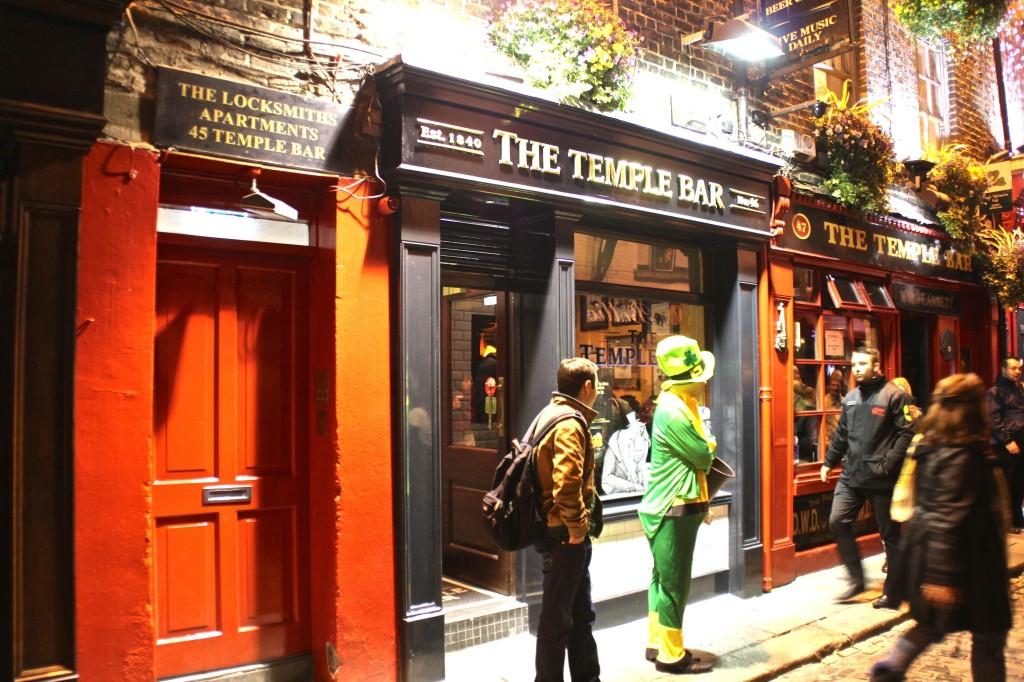 pub tipici in Irlanda
