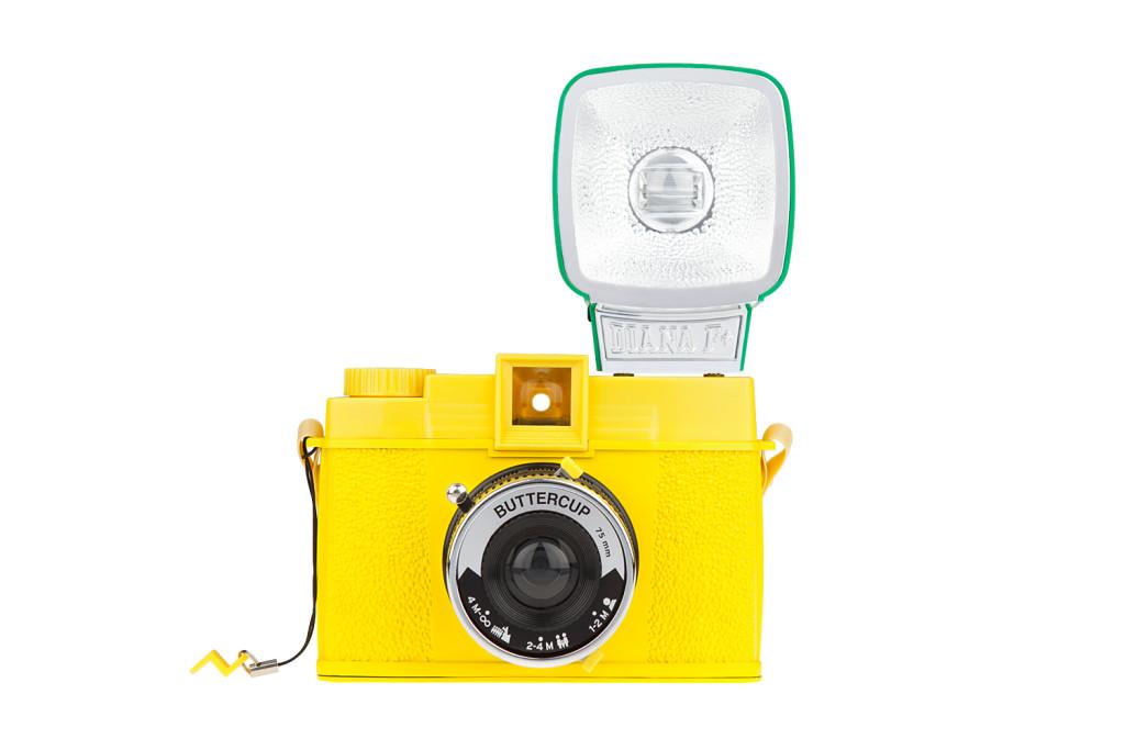 fotocamera lomography