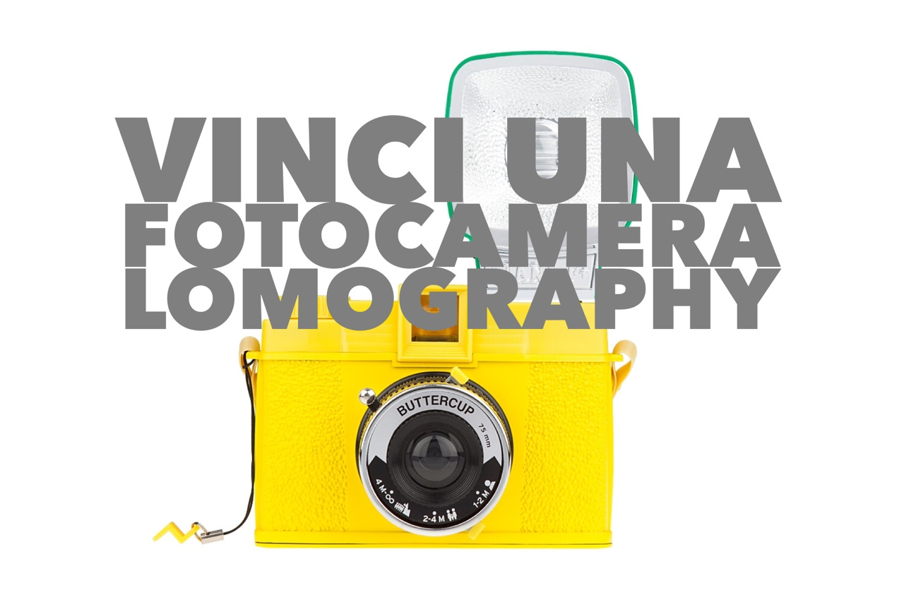 Back to 60's: Vinci una fotocamera Lomography! 5