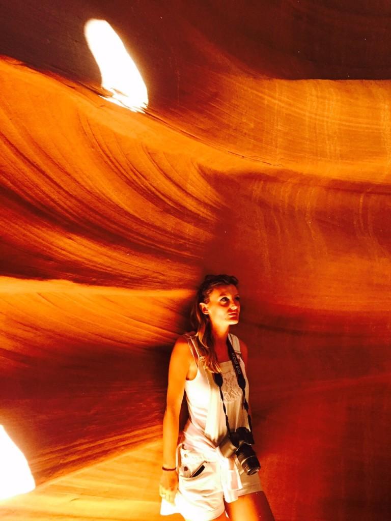 Visitare l'Antelope Canyon