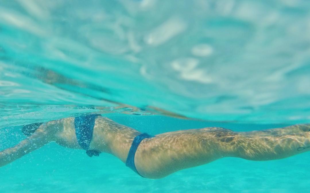 Exuma: l'isola dei maiali che nuotano
