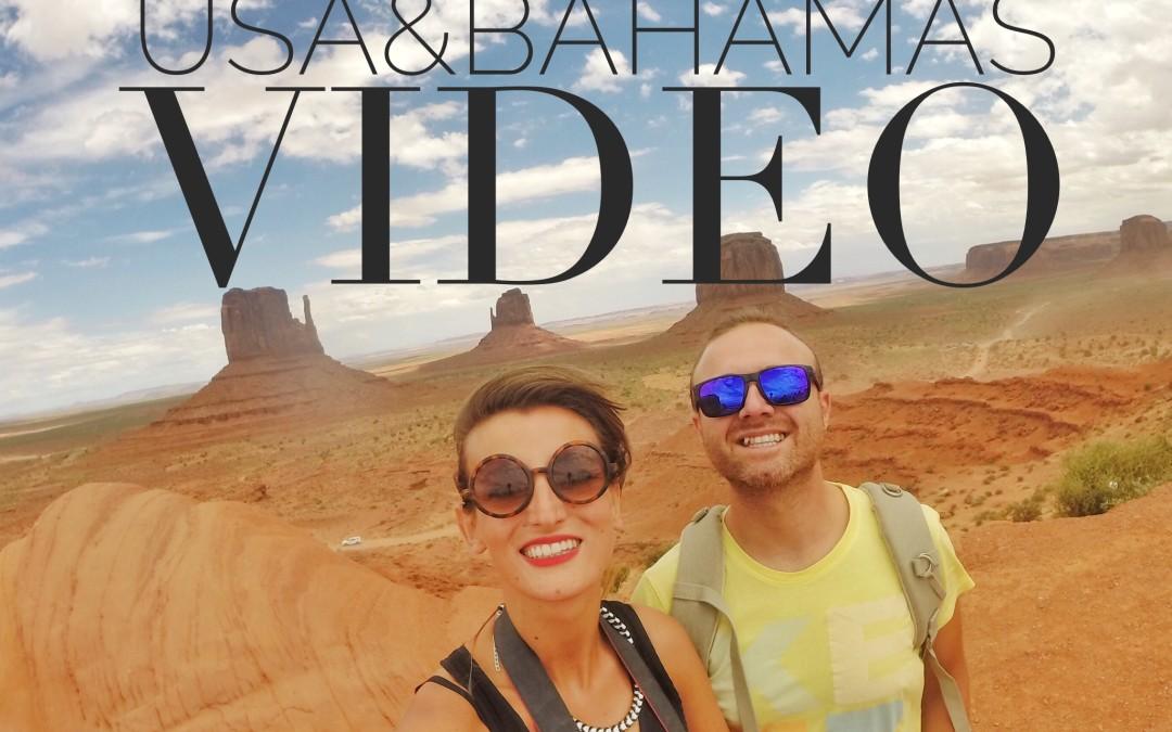 Stati Uniti on the road & Bahamas: il nostro video!