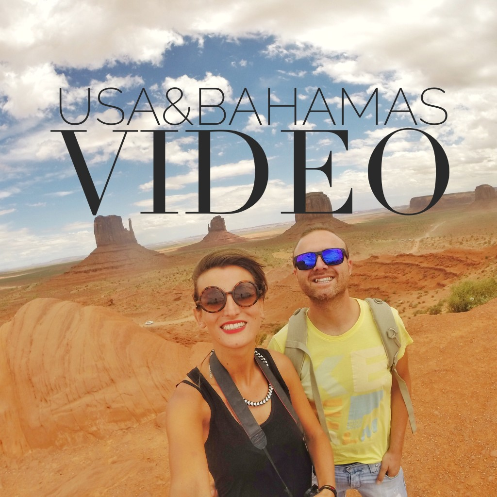 Stati Uniti on the road & Bahamas: il nostro video!