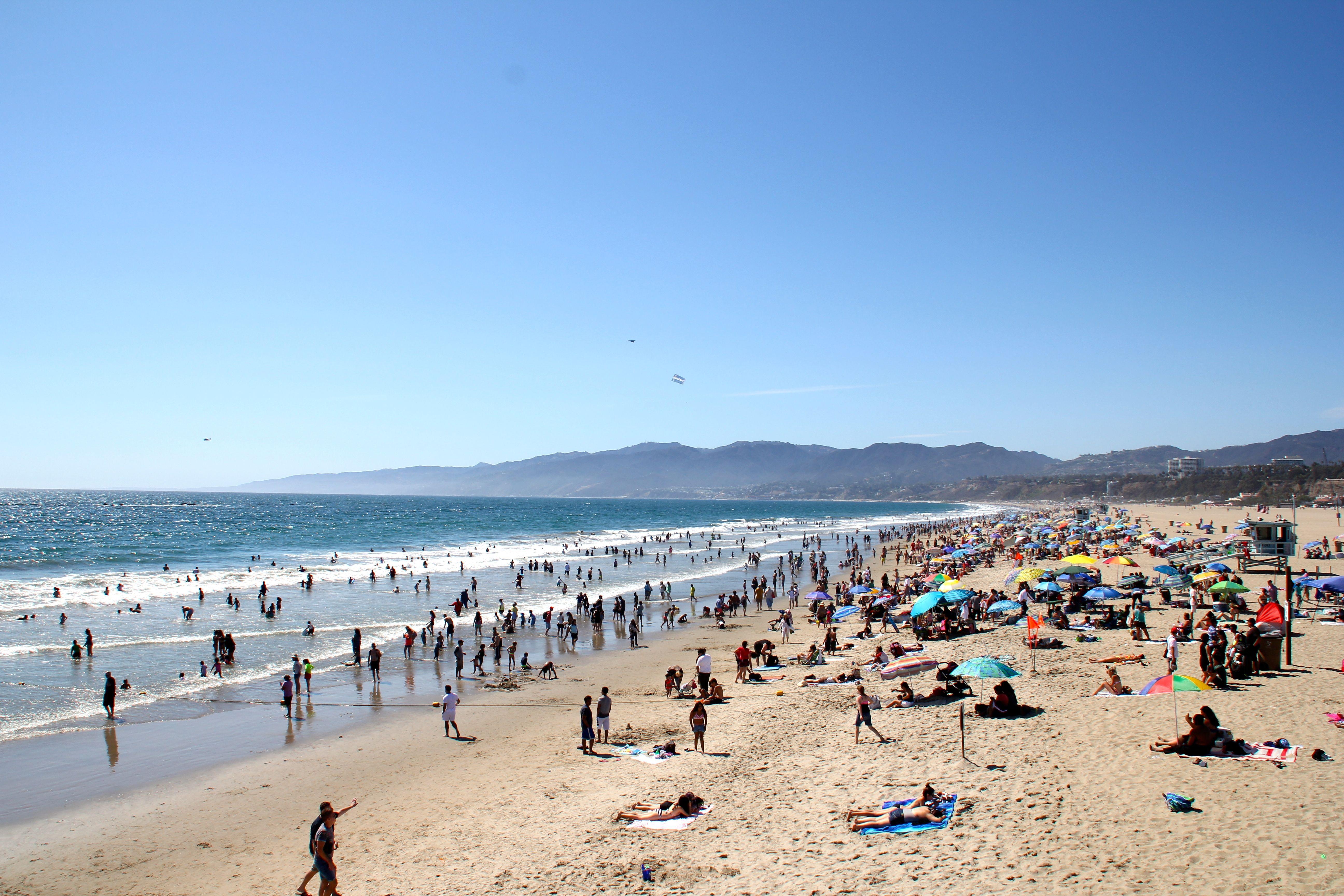 il mare della california