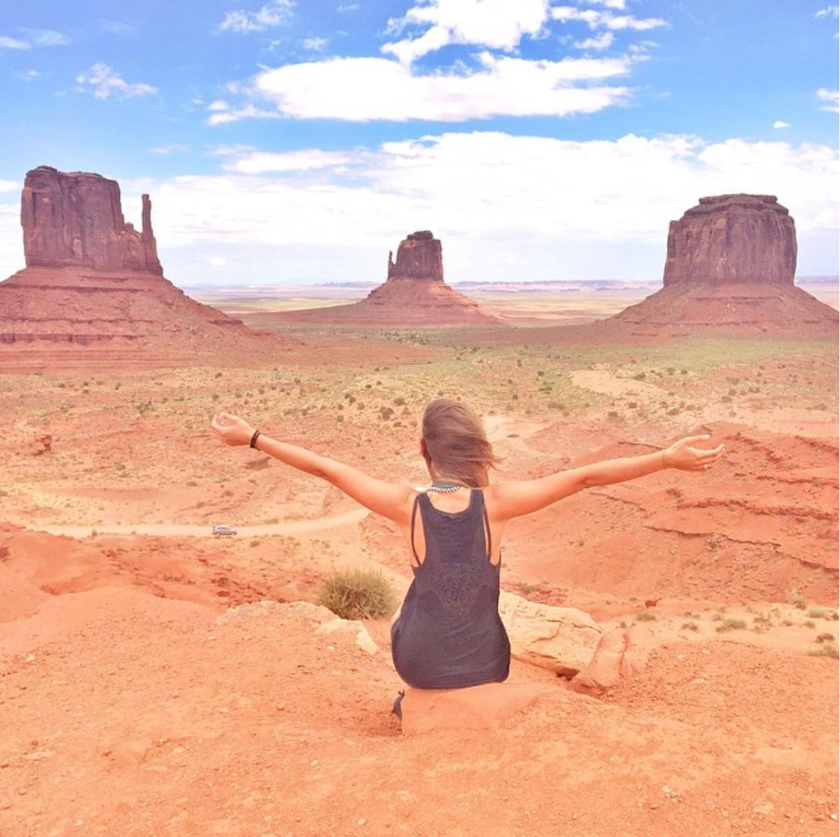 La terra rossa della Monument Valley 10