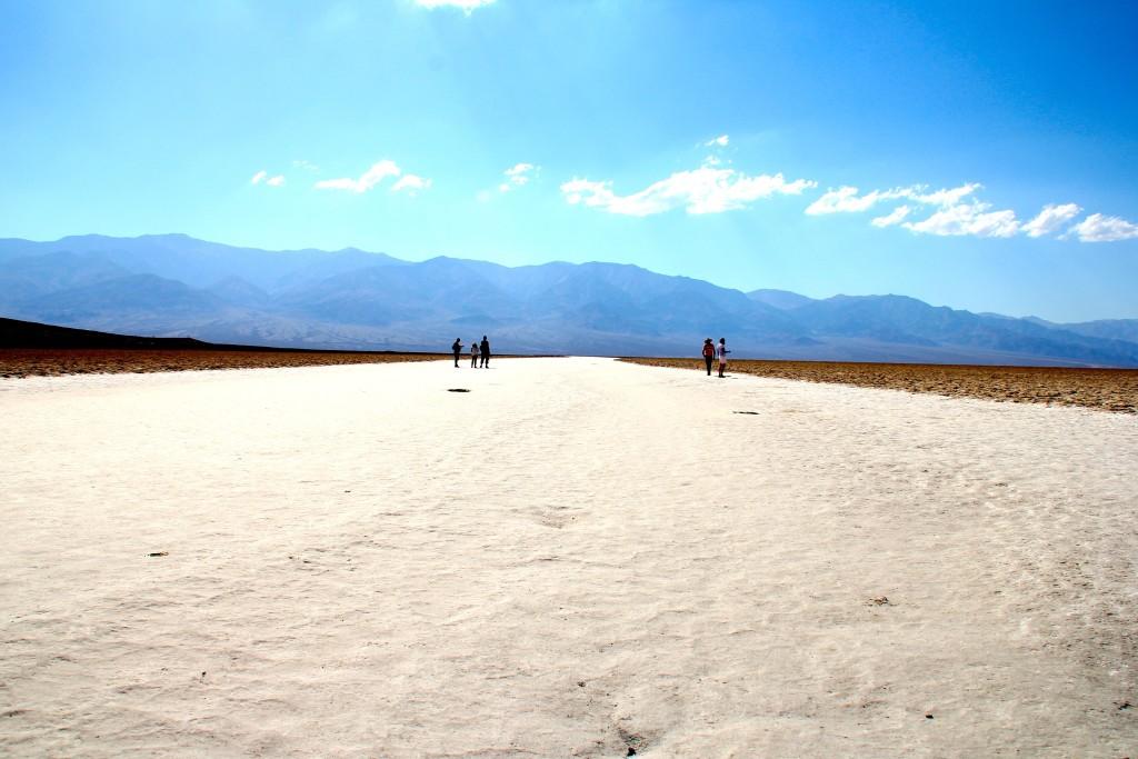 visitare la Death Valley