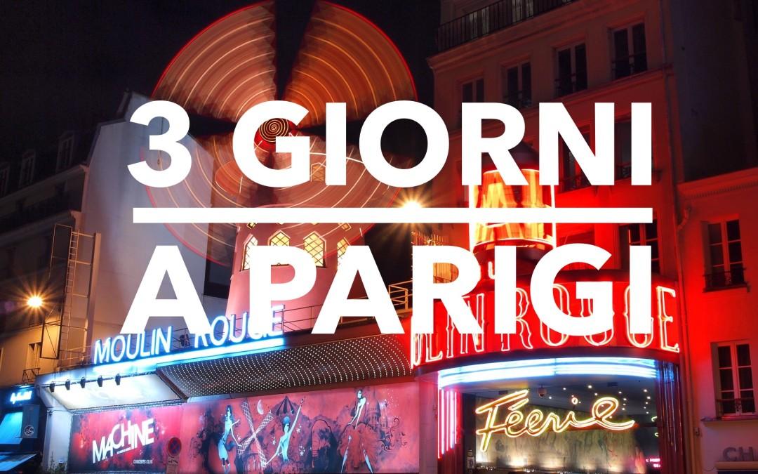 Tre giorni a Parigi: ho fatto pace con la città
