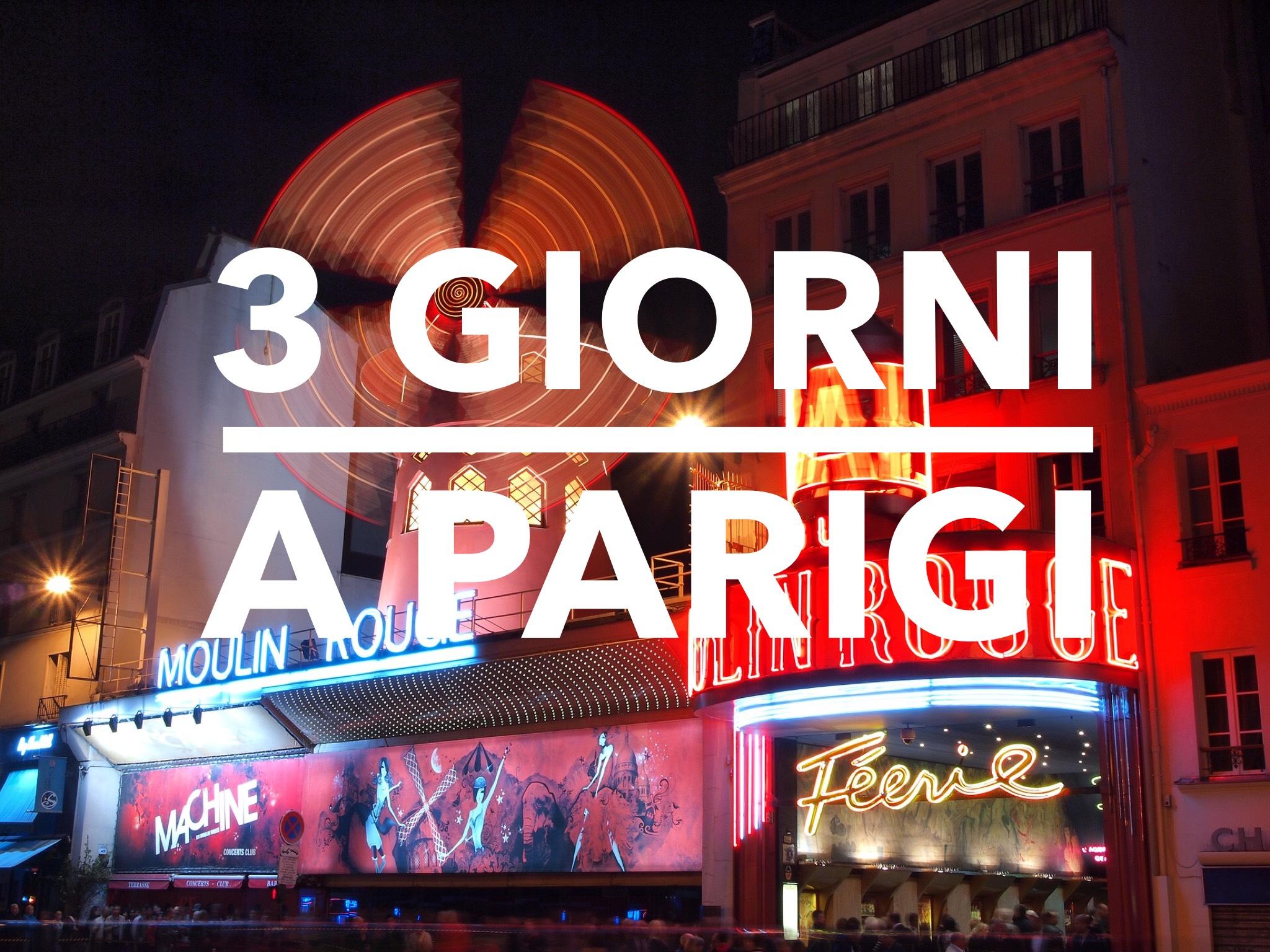 Tre giorni a Parigi: ho fatto pace con la città 9