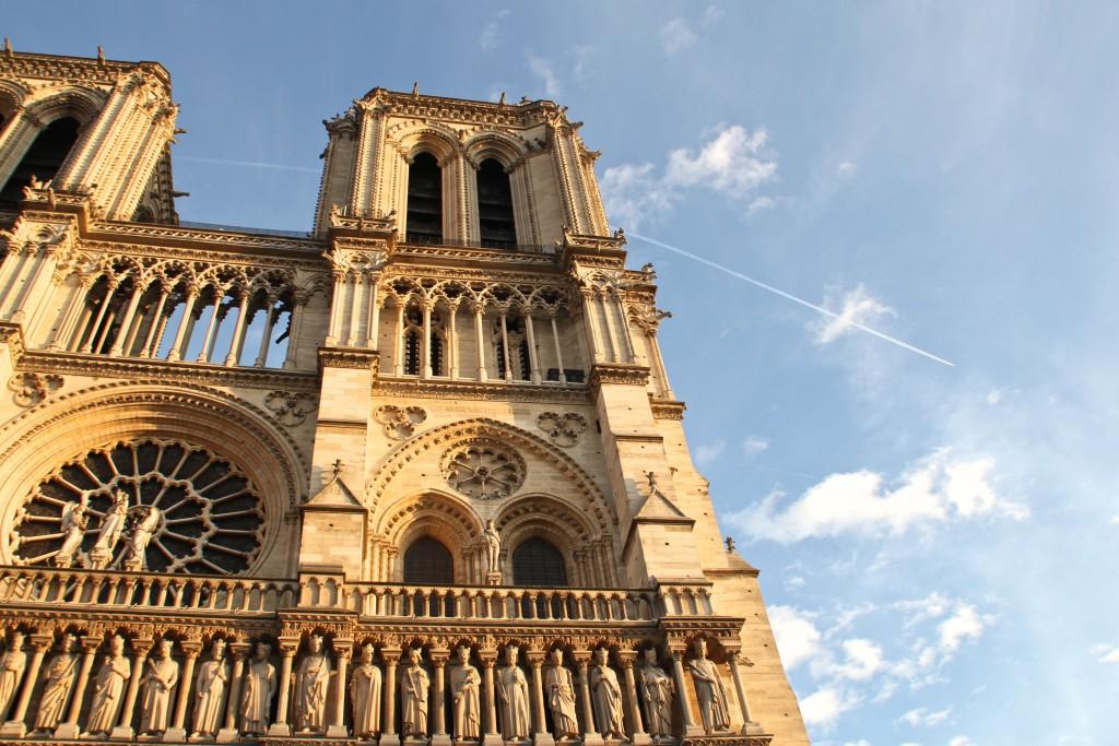 tre giorni a Parigi