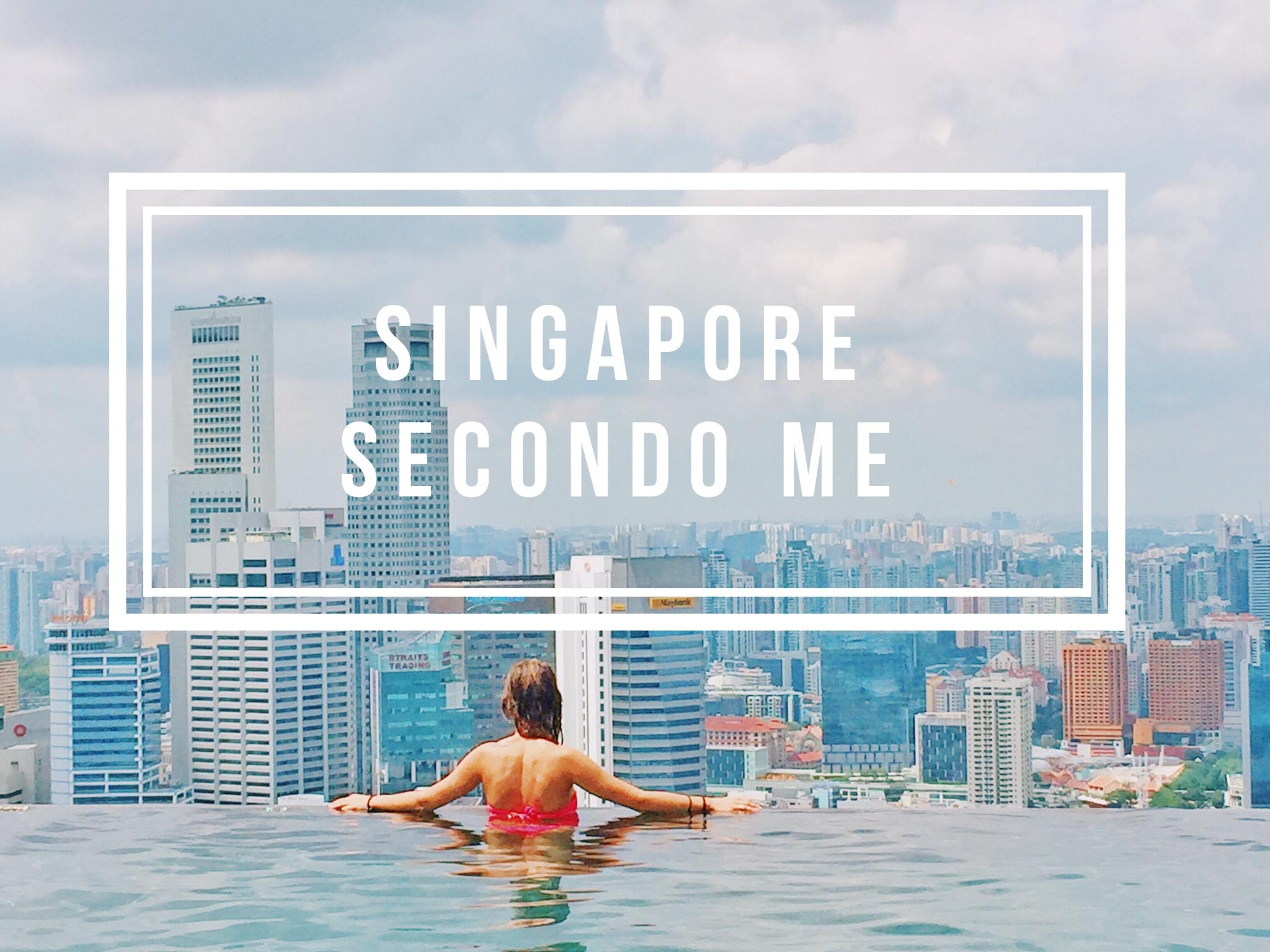 due giorni a singapore