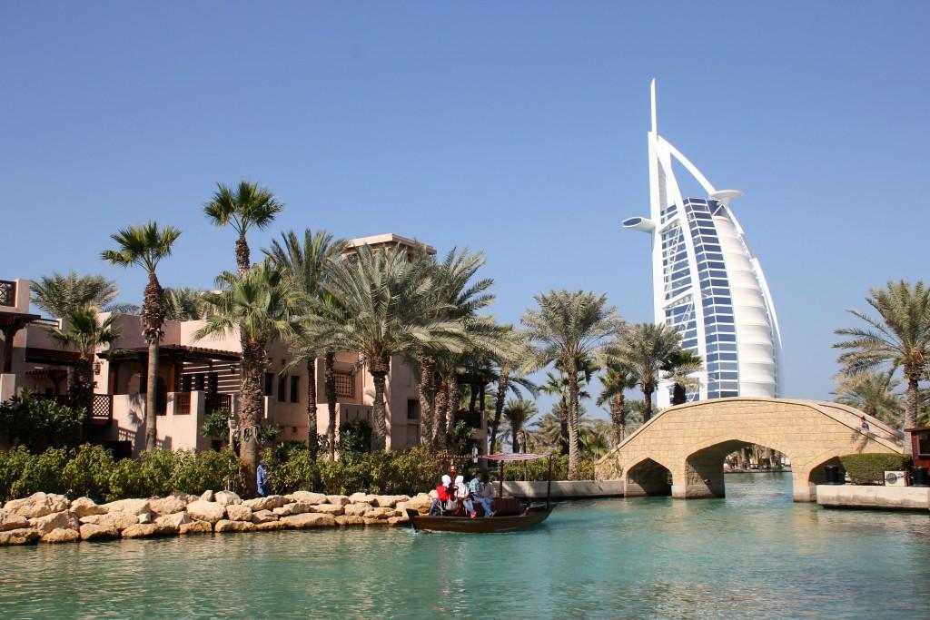 due giorni a Dubai