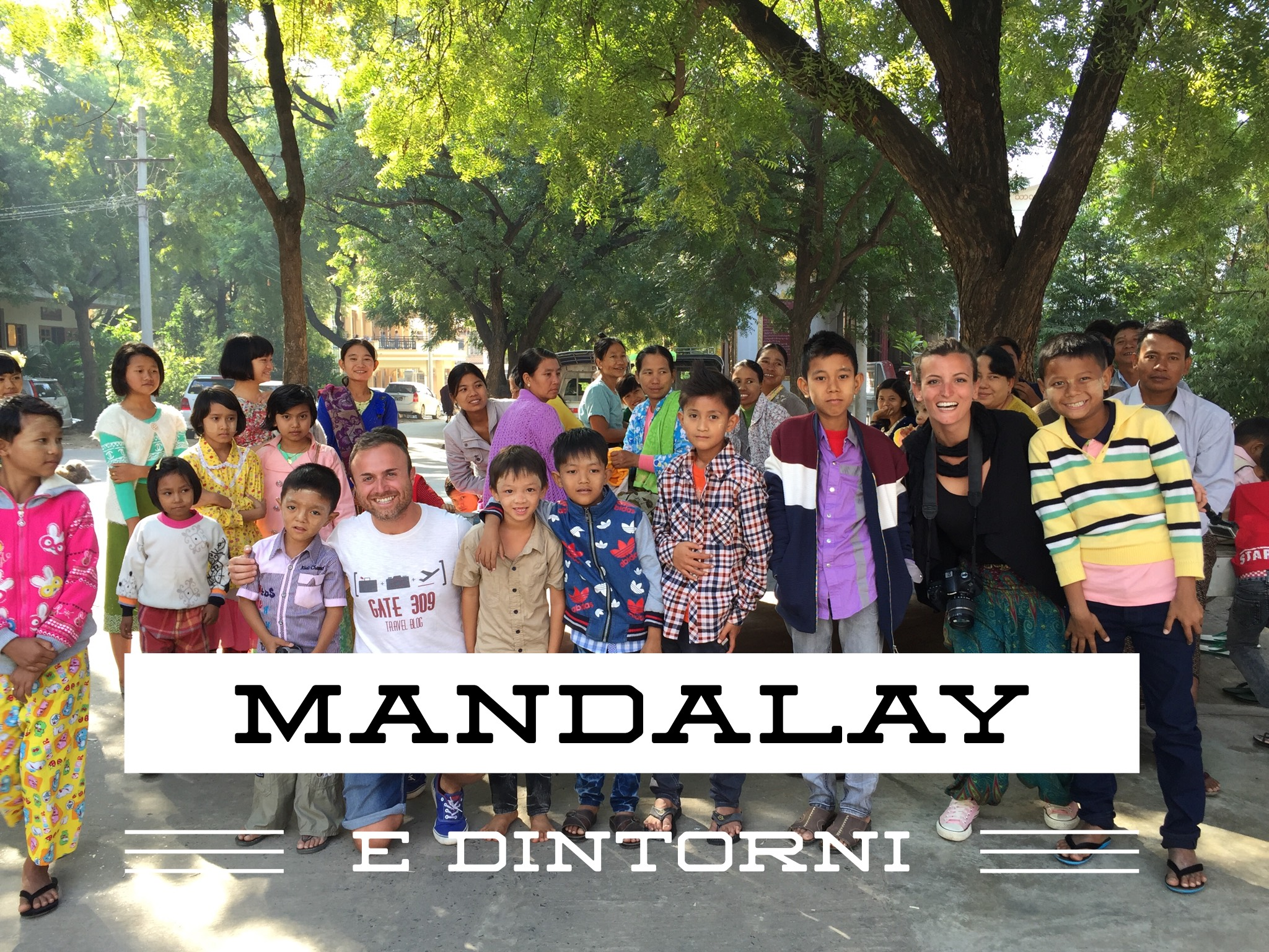 visitare Mandalay
