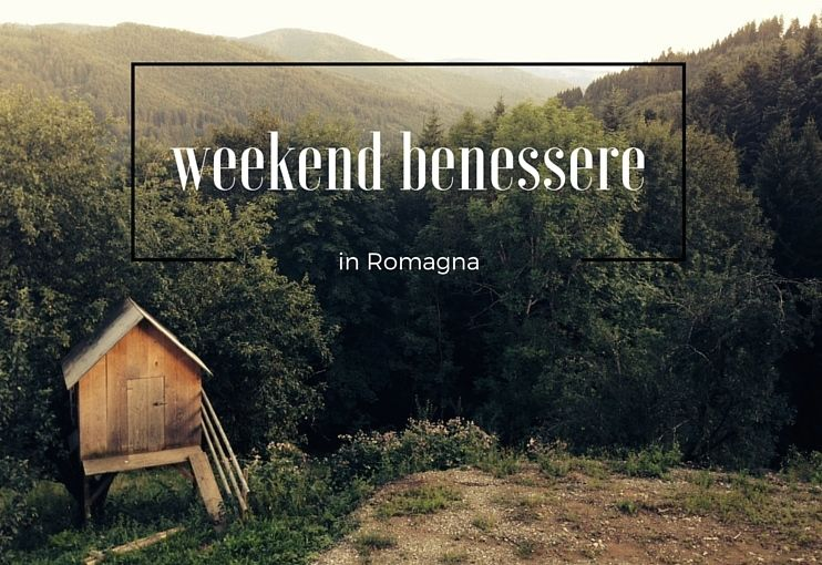 weekend benessere in Romagna