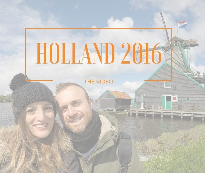 Il nostro video dell'Olanda