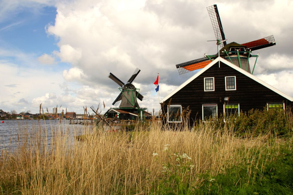 gite da Amsterdam