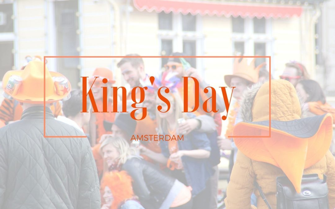 King's Day ad Amsterdam: la follia pura