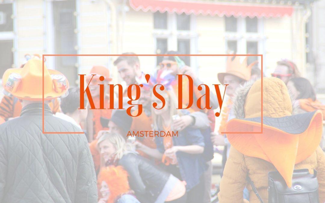 King's Day ad Amsterdam: la follia pura