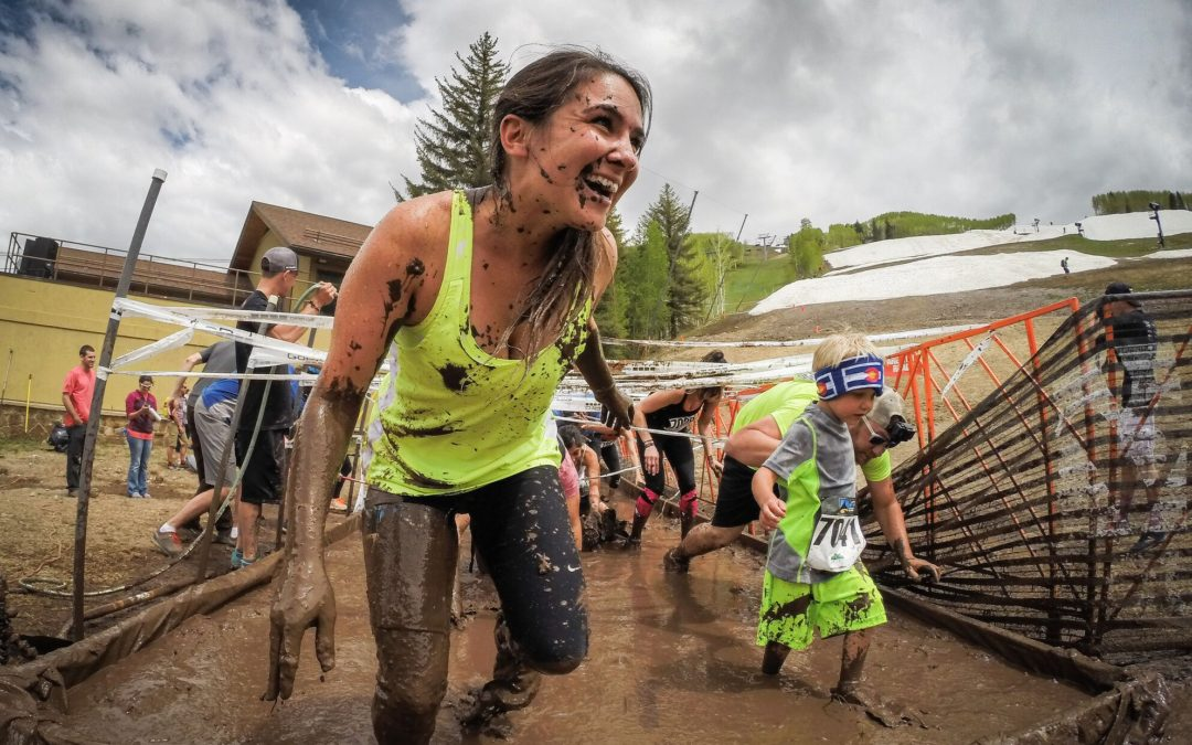 In Colorado con GoPro:  Mountain Games, arriviamo!
