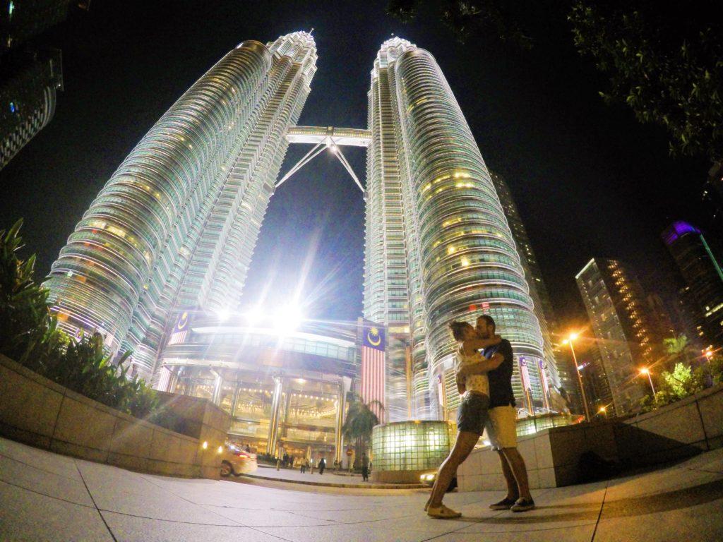 due giorni a Kuala Lumpur