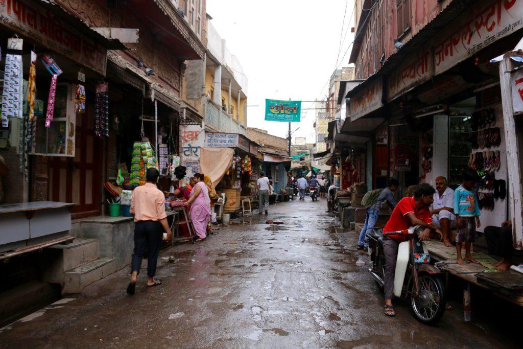 un giorno a Bikaner