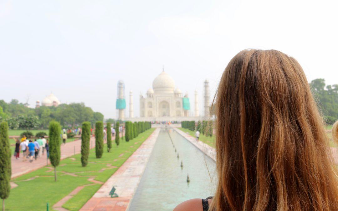 Visitare il Taj Mahal, la tomba più bella del mondo