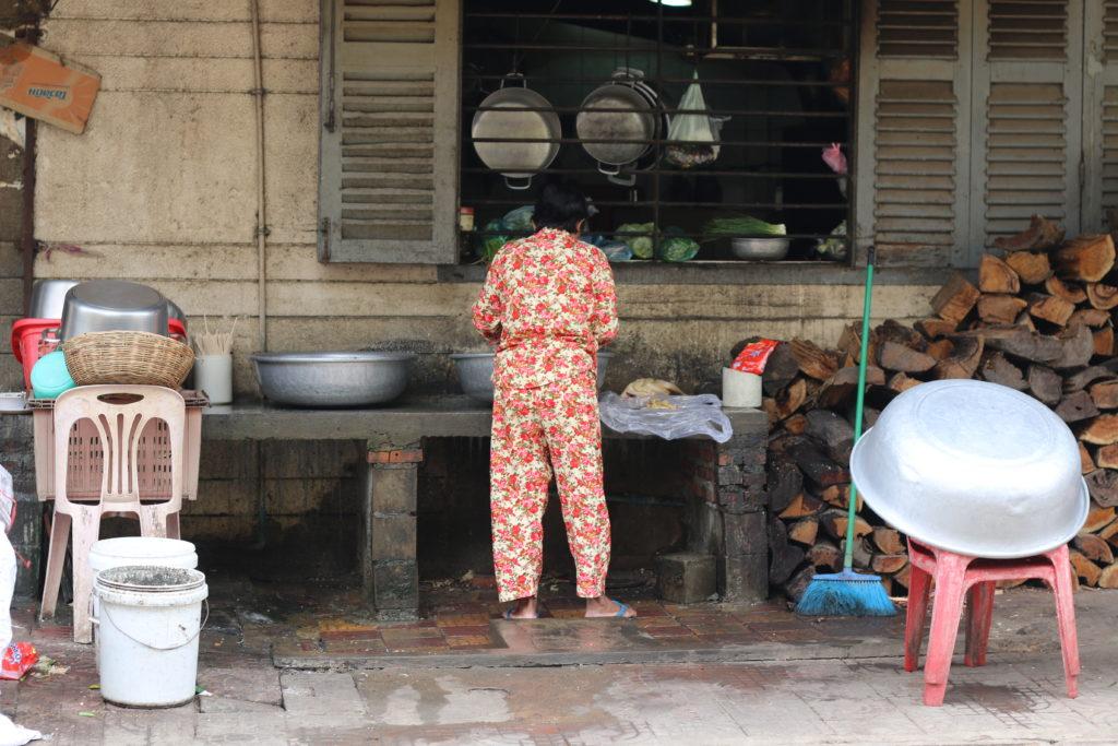due giorni a phnom penh