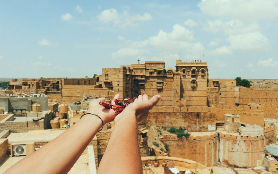 Le nostre (dis)avventure tra Jaisalmer e il deserto del Thar