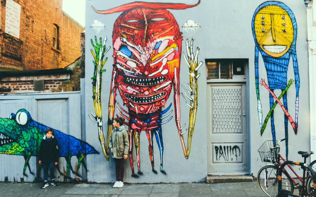 Londra tra street art e vintage: una passeggiata nei dintorni di Liverpool Street