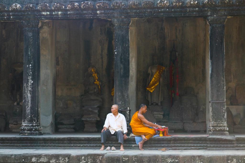 viaggio in cambogia fai da te