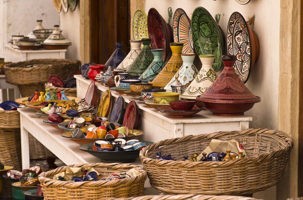 viaggio on the road in Marocco