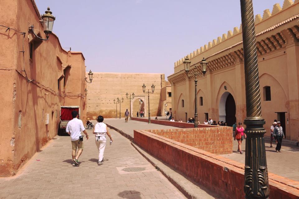 due giorni a Marrakech