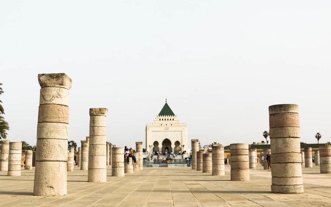 Cosa visitare a Rabat: la capitale del Marocco in tre tappe