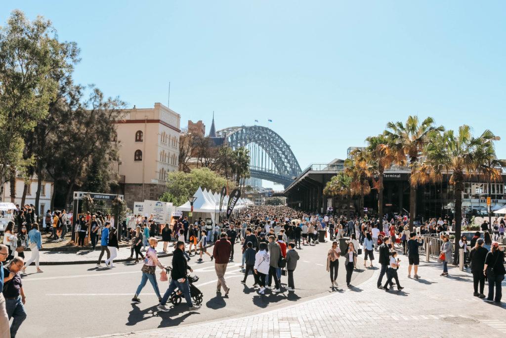due giorni a Sydney