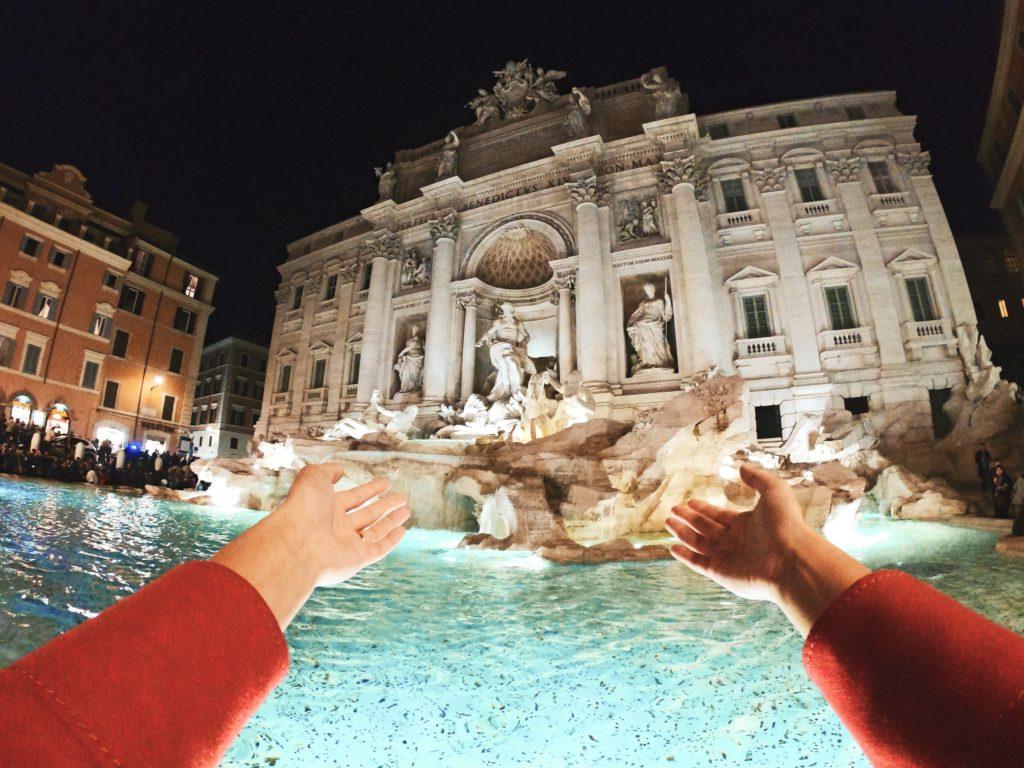 due giorni a Roma